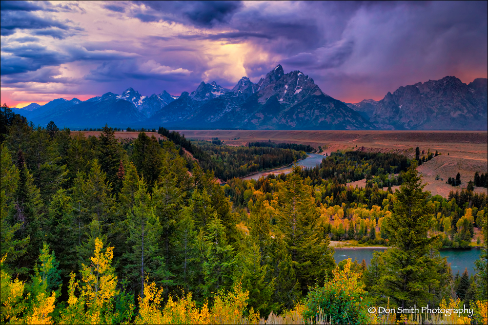 Snake river grand teton national park wyoming - Fall Is In The Air Tips For Photographing Fall Color